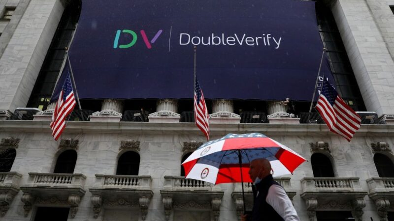 Providence-backed DoubleVerify's shares jumps 30% in NYSE debut